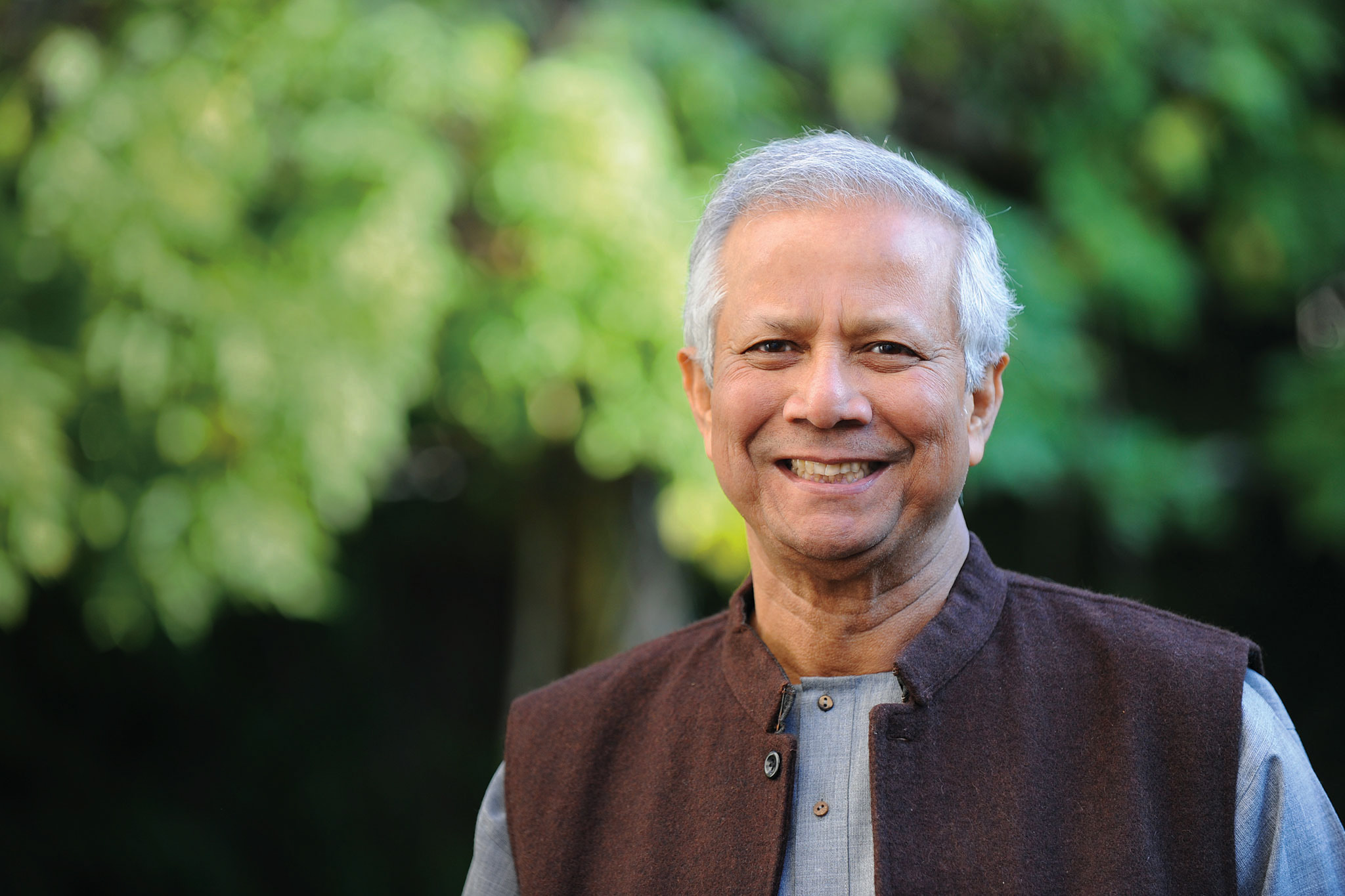 """Social business should be a problem-solving pursuit"" – Nobel Laureate Professor Muhammad Yunus"